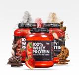 100 whey protein 55