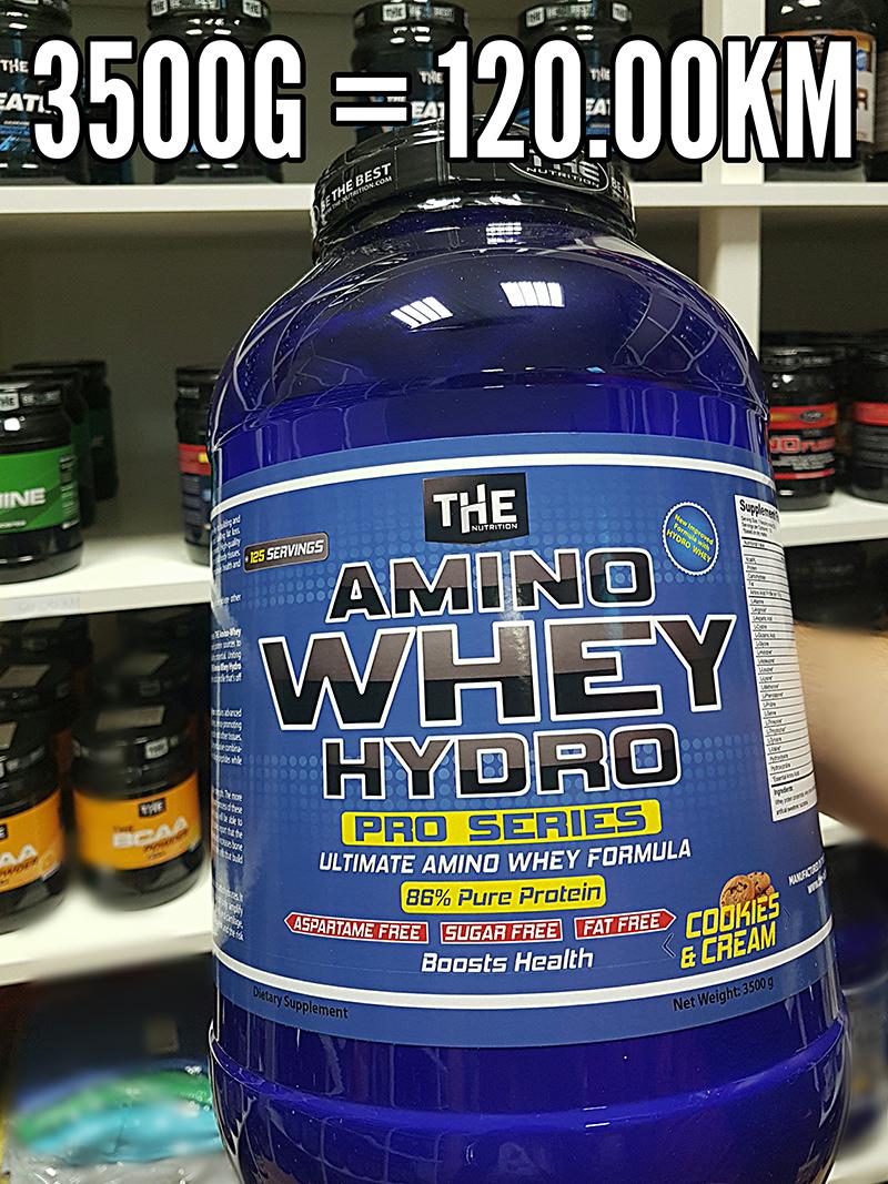 amino whey hydro protein