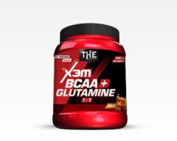 x3m bcaa-glutamine 600g