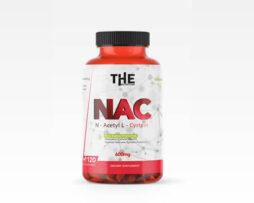 NAC Acetly L Cystein 120 kapsula