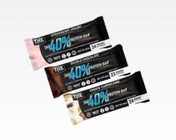 40 protein bar