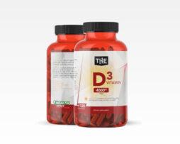 Vitamin d3 4000iu 120 kapsula