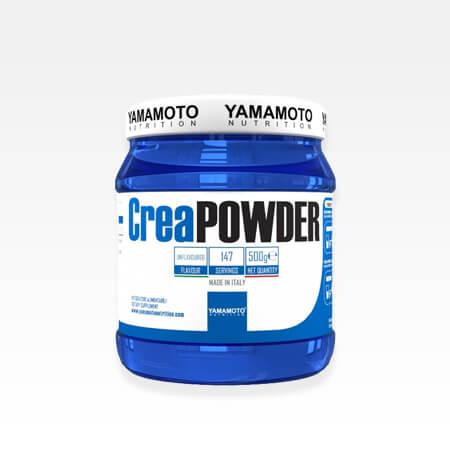 Crea POWDER yamamoto nutrition