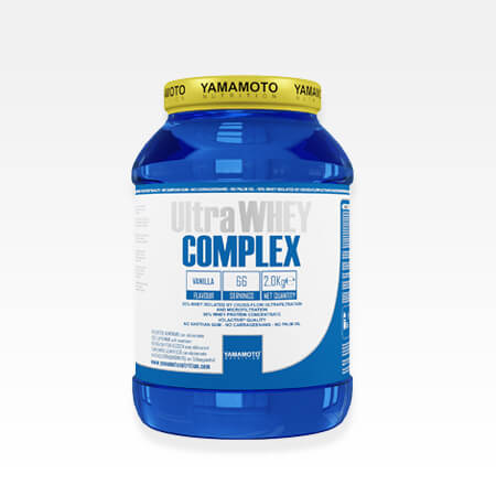 Ultra WHEY COMPLEX yamamoto nutrition