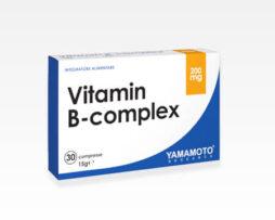 Vitamin B complex yamomoto nutrition