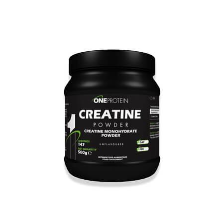 one protein creatrine 500g
